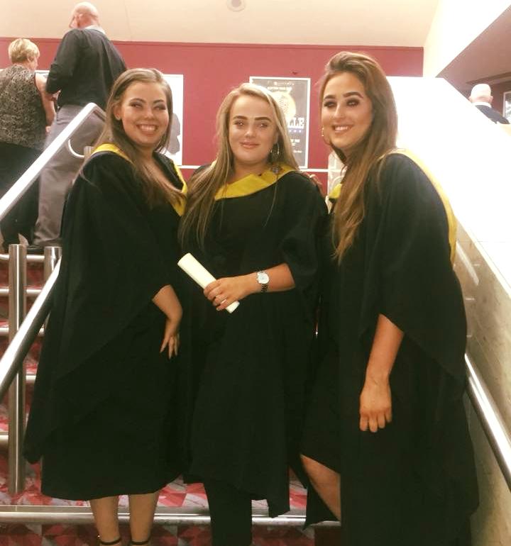 staff graduates